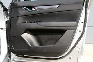 2017 Mazda CX-5 KF4WLA Maxx SKYACTIV-Drive i-ACTIV AWD Sport Sonic Silver 6 Speed Sports Automatic