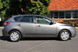 2012 Kia Cerato TD MY12 S Grey 6 Speed Sports Automatic Hatchback.