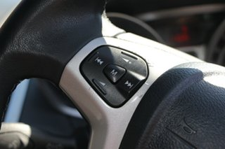 2012 Ford Fiesta WT Zetec PwrShift Black 6 Speed Sports Automatic Dual Clutch Hatchback