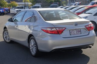 2017 Toyota Camry AVV50R Atara SL Silver 1 Speed Constant Variable Sedan Hybrid.
