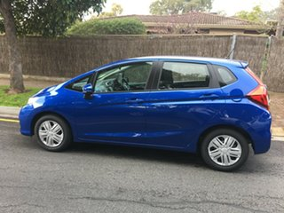 2018 Honda Jazz GF MY19 VTi-S Brilliant Sporty Blue 1 Speed Constant Variable Hatchback