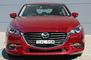 2018 Mazda 3 BN5478 Touring SKYACTIV-Drive Soul Red Crystal 6 Speed Sports Automatic Hatchback