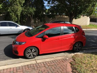 2018 Honda Jazz GF MY19 VTi-S Rallye Red 1 Speed Constant Variable Hatchback