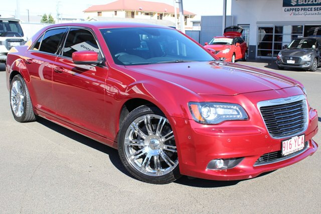 Used Chrysler 300 LX MY13 S E-Shift, 2013 Chrysler 300 LX MY13 S E-Shift Red 8 Speed Sports Automatic Sedan