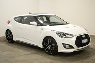 2013 Hyundai Veloster FS2 SR Coupe Turbo Storm Trooper 6 Speed Manual Hatchback.