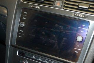 2017 Volkswagen Golf 7.5 MY17 110TSI DSG Comfortline Tungsten Silver 7 Speed