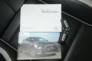 2013 Hyundai Veloster FS2 SR Coupe Turbo Storm Trooper 6 Speed Manual Hatchback