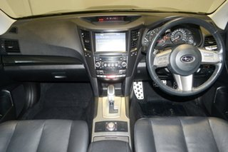 2011 Subaru Liberty B5 MY11 GT AWD Premium Black 5 Speed Sports Automatic Sedan