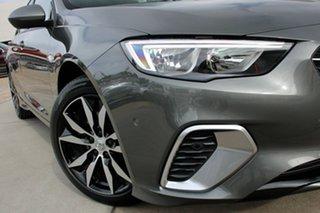 2018 Holden Commodore ZB MY18 RS Liftback AWD Cosmic Grey 9 Speed Sports Automatic Liftback.