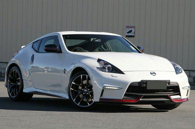 New Nissan 370Z Z34 MY20 Nismo St Marys, 2021 Nissan 370Z Z34 MY20 Nismo Shiro White 7 Speed Sports Automatic Coupe