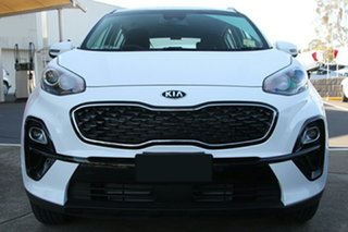 2019 Kia Sportage QL MY19 Si 2WD Clear White 6 Speed Sports Automatic Wagon.
