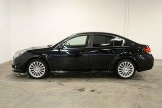 2011 Subaru Liberty B5 MY11 GT AWD Premium Black 5 Speed Sports Automatic Sedan.