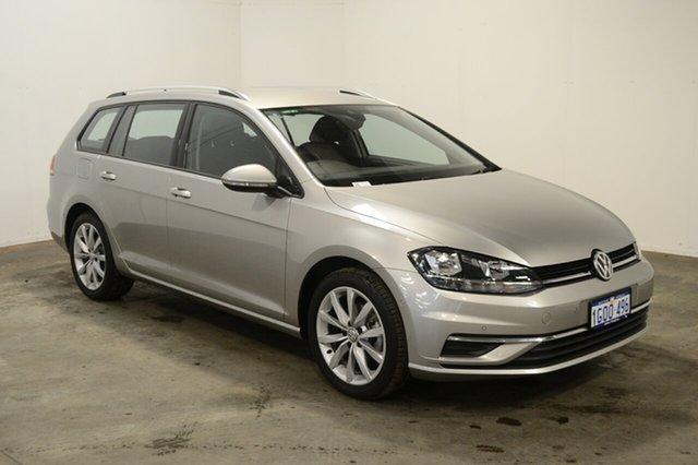 Used Volkswagen Golf 7.5 MY17 110TSI DSG Comfortline, 2017 Volkswagen Golf 7.5 MY17 110TSI DSG Comfortline Tungsten Silver 7 Speed