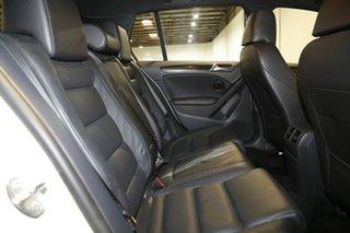 2012 Volkswagen Golf VI MY13 GTI DSG White 6 Speed Sports Automatic Dual Clutch Hatchback