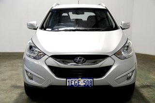 2013 Hyundai ix35 LM2 Elite Sleek Silver 6 Speed Sports Automatic Wagon.