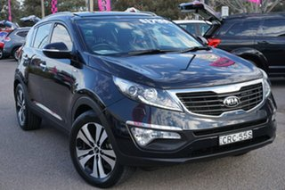 2013 Kia Sportage SL Series II MY13 Platinum Grey 6 Speed Sports Automatic Wagon