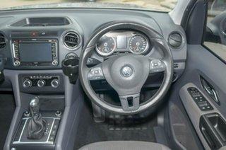 2013 Volkswagen Amarok 2H MY14 TDI420 4Motion Perm Trendline Beige 8 Speed Automatic Utility