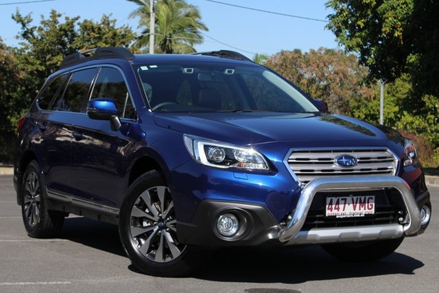 Used Subaru Outback B6A MY15 3.6R CVT AWD, 2015 Subaru Outback B6A MY15 3.6R CVT AWD Blue 6 Speed Constant Variable Wagon