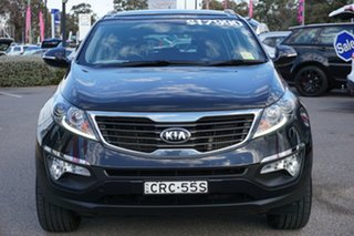 2013 Kia Sportage SL Series II MY13 Platinum Grey 6 Speed Sports Automatic Wagon.
