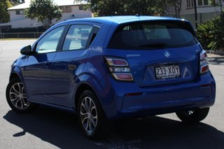 2017 Holden Barina TM MY18 LS Blue 5 Speed Manual Hatchback