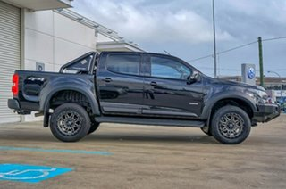 2016 Holden Colorado RG MY16 LS Crew Cab Black 6 Speed Sports Automatic Utility.