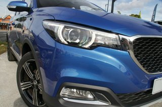 2020 MG ZS AZS1 MY21 Excite 2WD Blue 4 Speed Automatic Wagon.