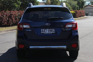 2015 Subaru Outback B6A MY15 3.6R CVT AWD Blue 6 Speed Constant Variable Wagon