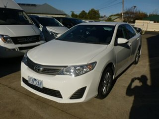 2015 Toyota Camry ASV50R Altise White 6 Speed Sports Automatic Sedan