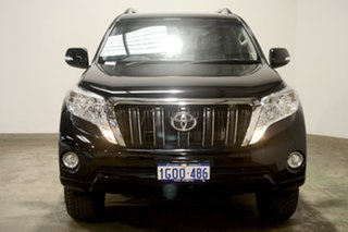 2015 Toyota Landcruiser Prado KDJ150R MY14 Altitude Black 5 Speed Sports Automatic Wagon