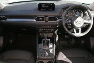 2018 Mazda CX-5 KF2W7A Maxx SKYACTIV-Drive FWD Sport Machine Grey 6 Speed Sports Automatic Wagon