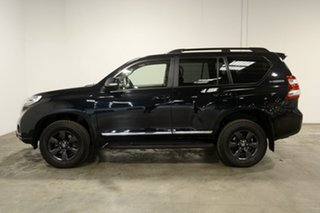 2015 Toyota Landcruiser Prado KDJ150R MY14 Altitude Black 5 Speed Sports Automatic Wagon.