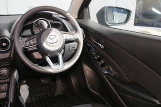 2018 Mazda 2 DJ2HAA Genki SKYACTIV-Drive Jet Black 6 Speed Sports Automatic Hatchback