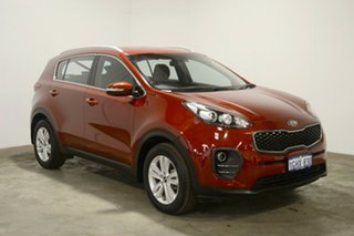 2017 Kia Sportage QL MY17 Si 2WD Fiery Red 6 Speed Sports Automatic Wagon