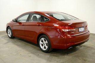 2014 Hyundai i40 VF2 Active Red Merlot 6 Speed Sports Automatic Sedan.
