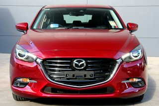 2018 Mazda 3 BN5436 SP25 SKYACTIV-MT GT Soul Red Crystal 6 Speed Manual Hatchback