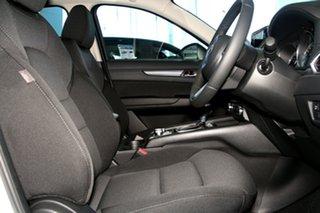 2018 Mazda CX-5 KF4WLA Maxx SKYACTIV-Drive i-ACTIV AWD Sport Snowflake White 6 Speed