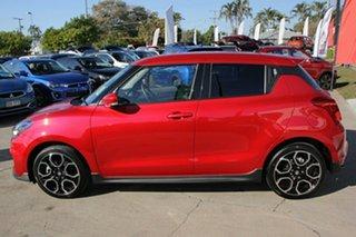 2019 Suzuki Swift MY18 Sport Burn Red 6 Speed Manual Hatchback.