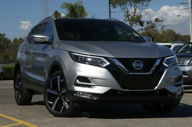 New Nissan Qashqai J11 Series 3 MY20 Ti X-tronic Sutherland, 2020 Nissan Qashqai J11 Series 3 MY20 Ti X-tronic Platinum 1 Speed Constant Variable Wagon