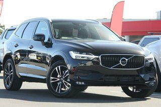 2018 Volvo XC60 246 MY18 T5 Momentum (AWD) Black 8 Speed Automatic Geartronic Wagon.