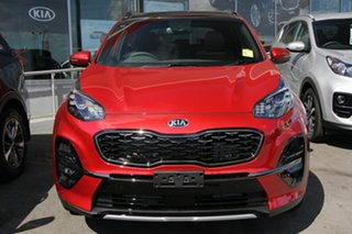 2018 Kia Sportage QL MY19 GT-Line AWD Fiery Red 6 Speed Sports Automatic Wagon
