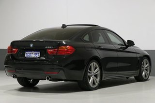 2014 BMW 435i F36 Gran Coupe M Sport Black 8 Speed Automatic Coupe