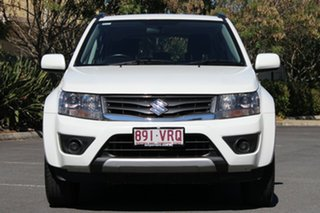 2013 Suzuki Grand Vitara JB MY13 Urban 2WD White 4 Speed Automatic Wagon