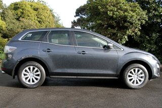 2011 Mazda CX-7 ER10L2 Classic Activematic Stormy Blue 5 Speed Sports Automatic Wagon
