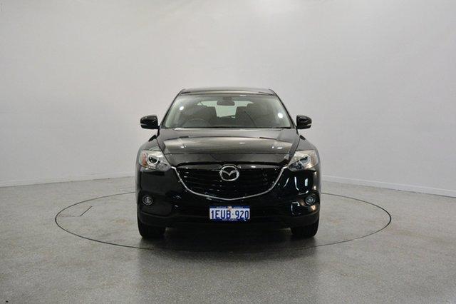 Used Mazda CX-9 TB10A5 Classic Activematic, 2014 Mazda CX-9 TB10A5 Classic Activematic Black 6 Speed Sports Automatic Wagon