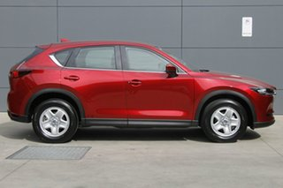 2018 Mazda CX-5 KF2W7A Maxx SKYACTIV-Drive FWD Soul Red Crystal 6 Speed Sports Automatic Wagon