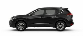 2018 Nissan X-Trail T32 Series II ST 2WD Diamond Black 6 Speed Manual Wagon