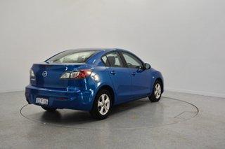 2013 Mazda 3 BL10F2 MY13 Neo Blue 6 Speed Manual Sedan.