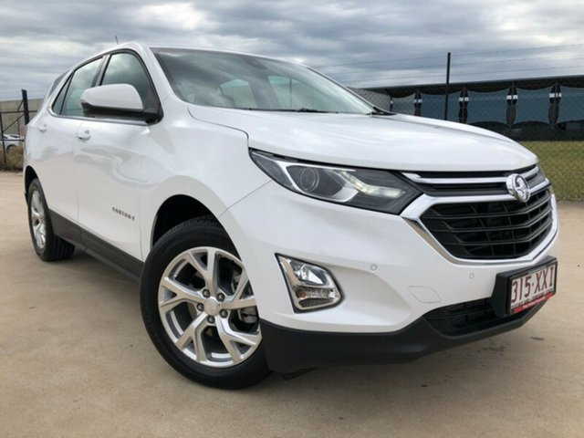 Used Holden Equinox EQ MY18 LT FWD, 2017 Holden Equinox EQ MY18 LT FWD Summit White 9 Speed Sports Automatic Wagon