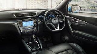 2018 Nissan Qashqai J11 Series 2 Ti X-tronic Ivory Pearl 1 Speed Constant Variable Wagon.