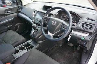 2017 Honda CR-V RM Series II MY17 VTi White 5 Speed Automatic Wagon